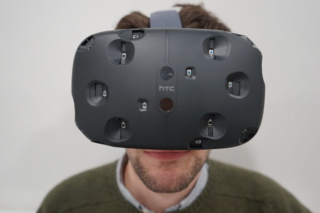 HTC Vive tech